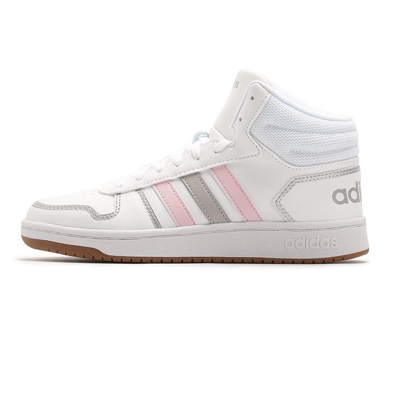 阿迪达斯生活Adidas NEO  女鞋 2020冬季新款防滑耐磨跑步轻便运动休闲鞋 FY6020