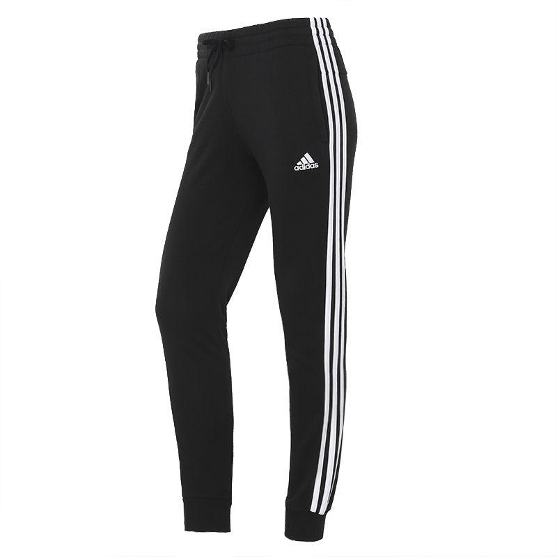 阿迪达斯ADIDAS 女装 2020冬季新款运动裤休闲裤束脚长裤 GM8733