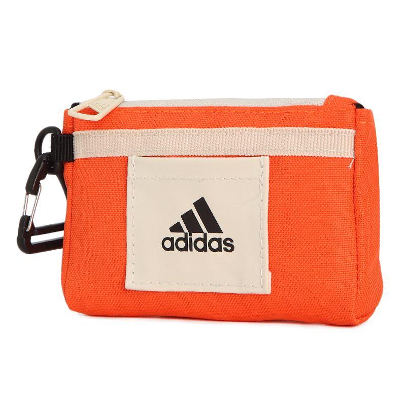 阿迪达斯ADIDAS 男女 2021春季新品包迷你拎包挂件零钱包潮流钥匙收纳包 GL0950
