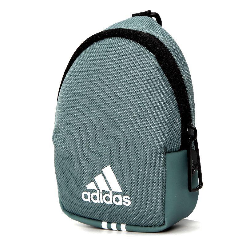 阿迪达斯ADIDAS  男女 2021春季新款运动包休闲包迷你包挂件 GL0951