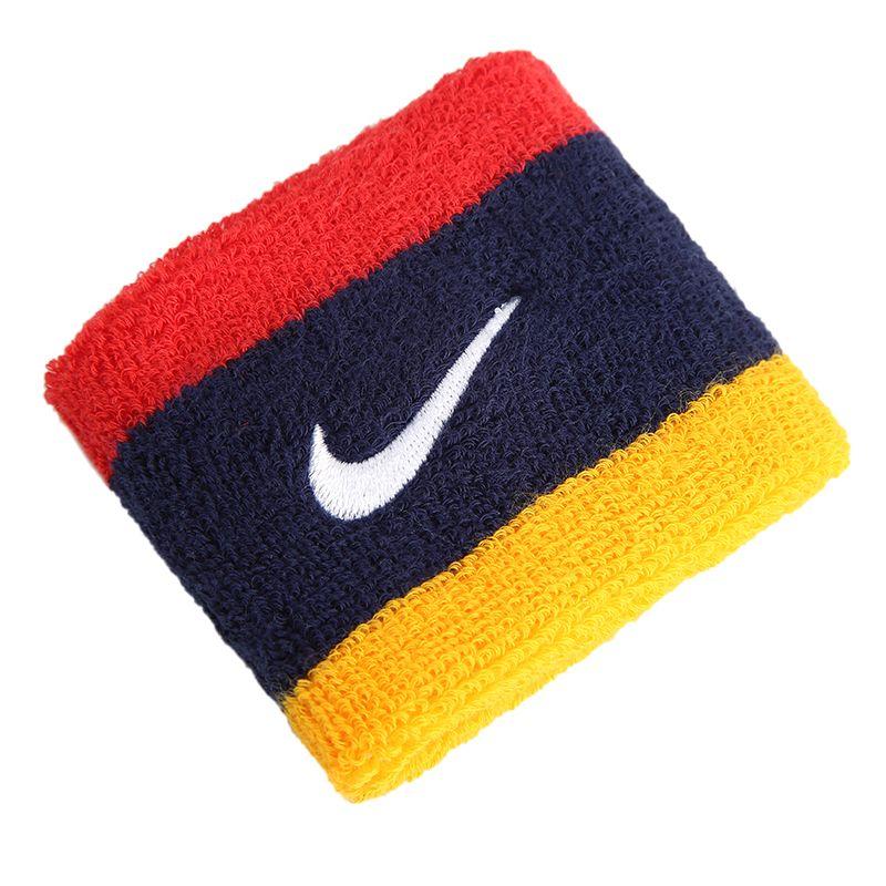 耐克Nike 男女 2021新款运动健身网球篮球SWOOSH运动护腕 PAC277-428