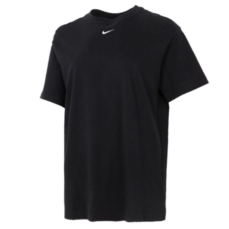 耐克NIKE 女装 2021春季新款健身运动服训练服短袖上衣T恤 DH4256-010