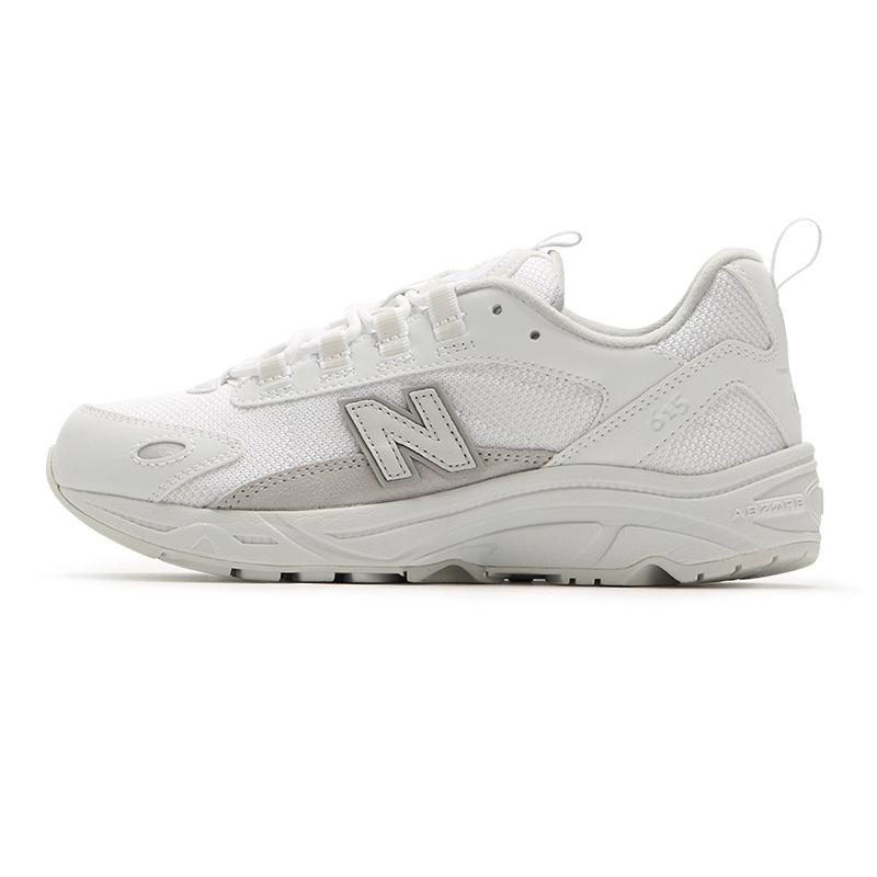 NEW BALANCE 男女 2021春季新款运动鞋复古老爹时尚耐磨舒适轻便透气休闲鞋  ML615KOC-D