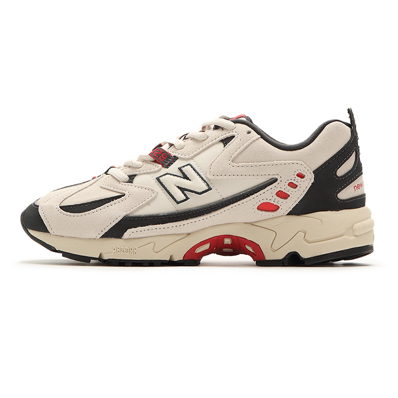 NEW BALANCE 男女 2021春季新品运动耐磨舒适透气休闲鞋 ML828LA-D