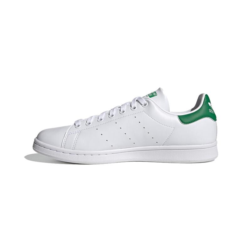 阿迪达斯三叶草ADIDAS STAN SMITH 男女 STAN SMITH 经典绿尾小白鞋运动鞋 FX5502