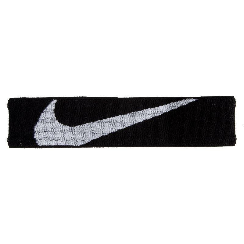 耐克Nike 男女 2021新款瑜伽跑步健身训练吸汗束发带 DA7022-010