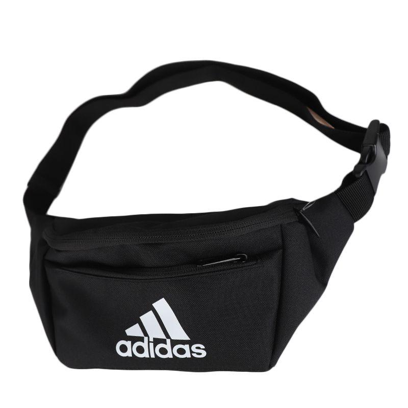 阿迪达斯 adidas  男女 新款跑步健身训练运动包时尚休闲斜挎包便携出行腰包 FN0890