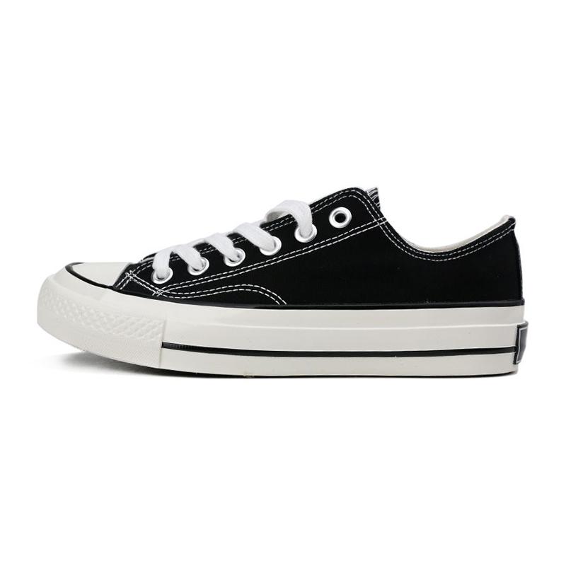 TOURMARK  男女 运动耐磨舒适时尚板鞋休闲鞋帆布鞋 T16336-02