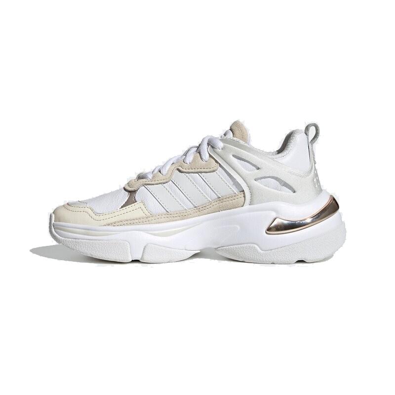 阿迪达斯生活Adidas NEO 女鞋 2021春新款BOUJIRUN 时尚缓震运动鞋休闲鞋 FY6053