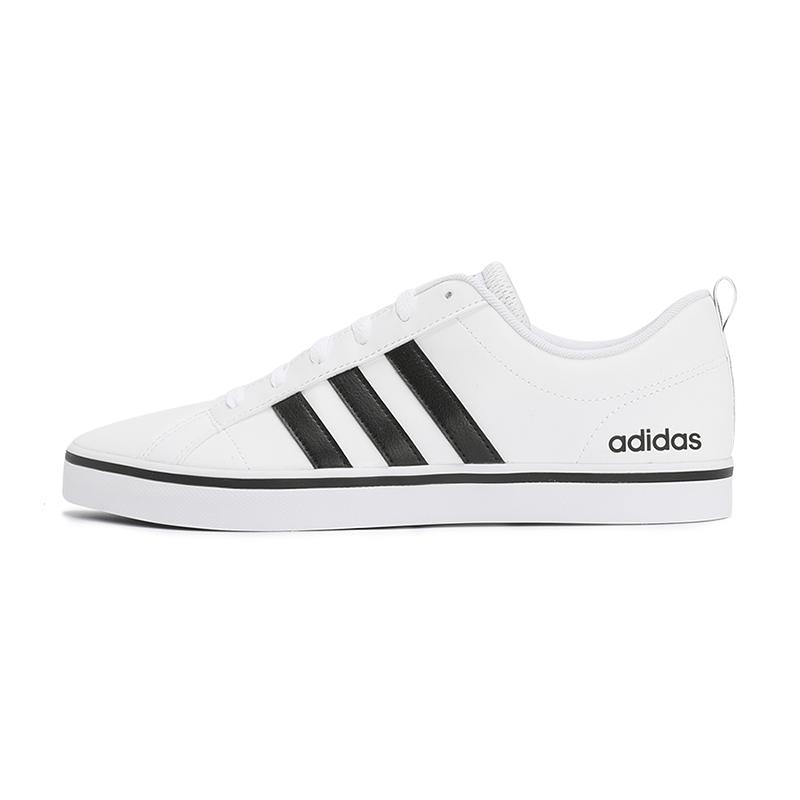 阿迪达斯生活Adidas NEO 男鞋 2021春季新款运动鞋复古时尚耐磨舒适透气休闲鞋板鞋 FY8558