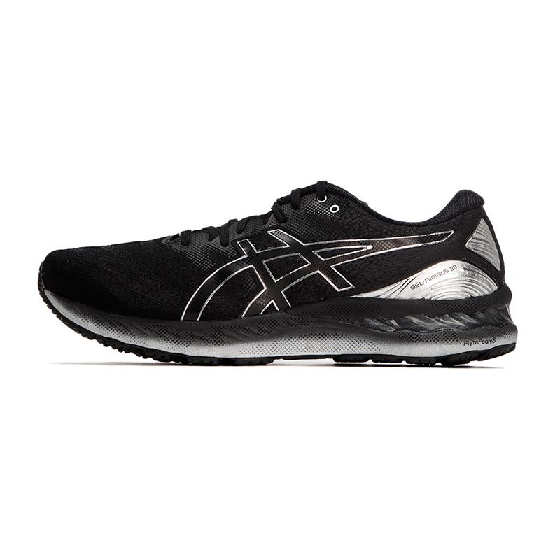 亚瑟士ASICS 男鞋 GEL-NIMBUS 2021春新款缓震运动鞋 1011B156-001
