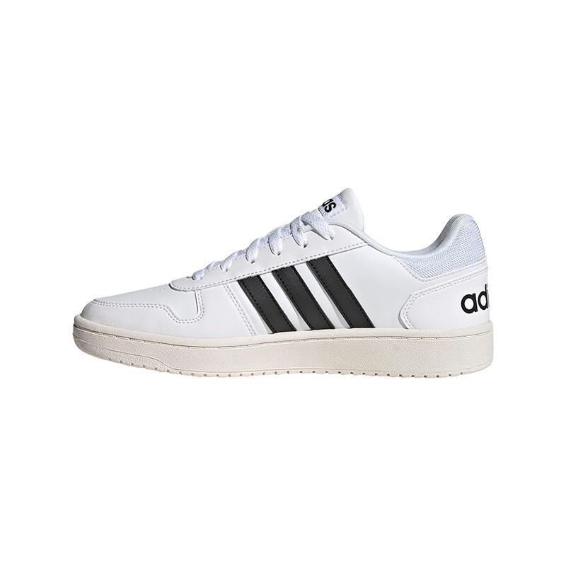 阿迪达斯生活Adidas NEO 男鞋 2021春季新款运动鞋复古时尚耐磨舒适轻便透气板鞋休闲鞋 FY8629