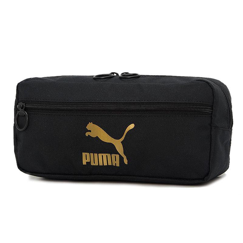 彪马PUMA 男女 2021春季新款运动包休闲腰包 078006-01