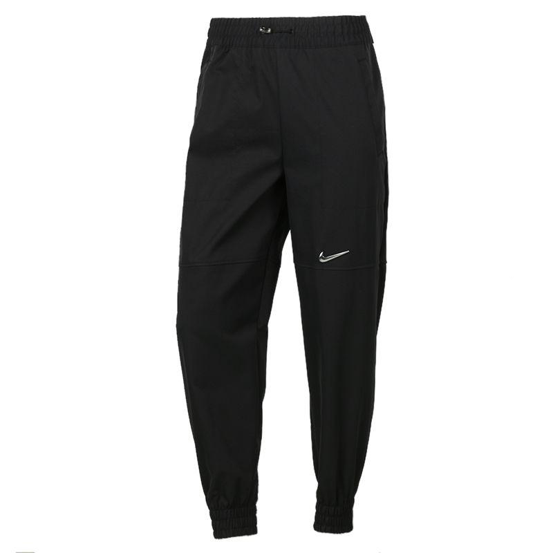 耐克NIKE 女装 2021春季跑步训练宽松休闲运动长裤 CZ8910-010