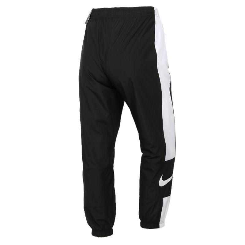 耐克NIKE 女装 2021春季跑步训练宽松梭织休闲运动小脚裤 DC0041-010