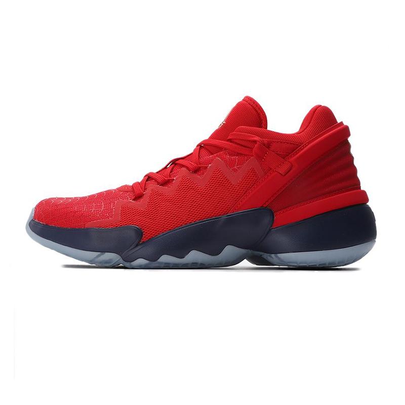 阿迪达斯ADIDAS  男鞋 D.O.N. Issue 2 GCA 签名款篮球鞋 FZ1448