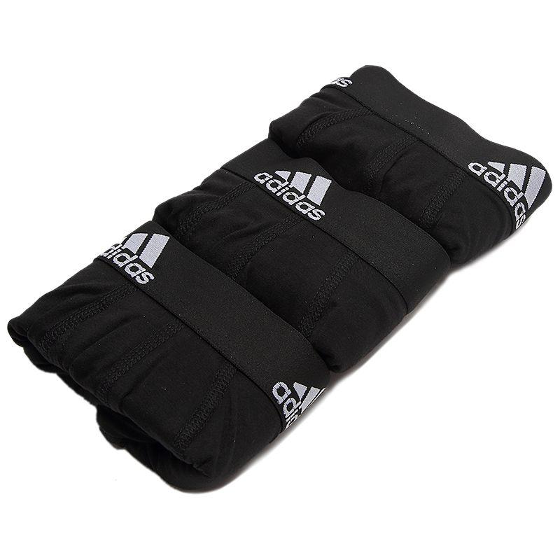 阿迪达斯ADIDAS 男装 2021春季新款时尚休闲健身内衣跑步训练内裤 GU8889