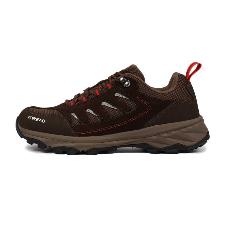 探路者TOREAD  男子 保暖舒适透气缓震大底 户外鞋 徒步鞋 TFAH91027-F18F