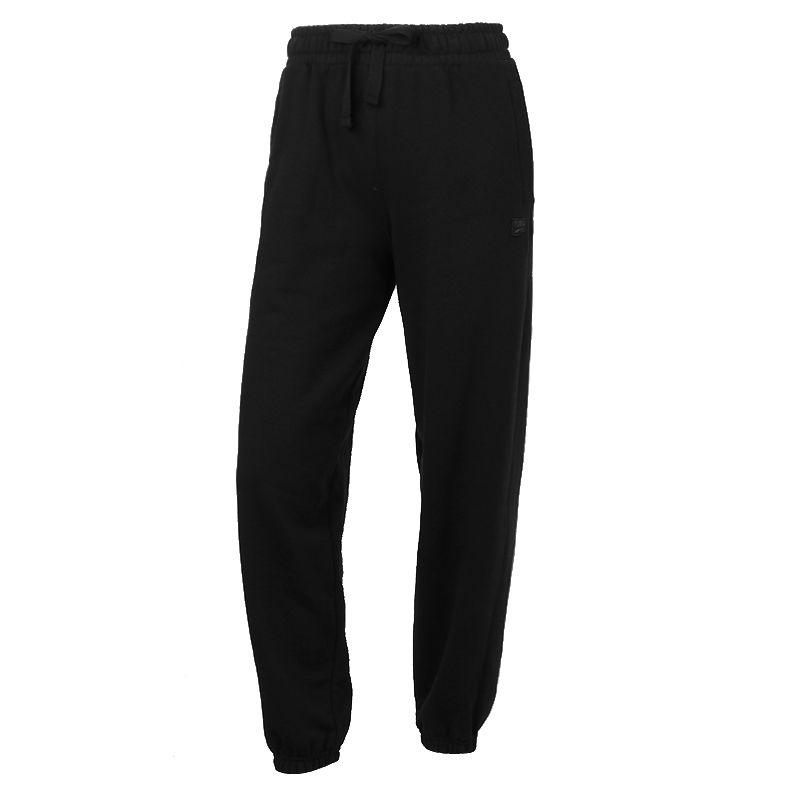 彪马PUMA 女装 2021春季新款运动裤跑步训练健身舒适透气休闲针织长裤 531442-01