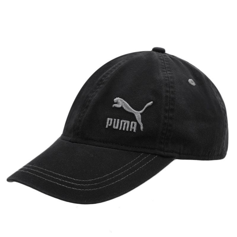 彪马PUMA 男女 2021春季新款运动帽旅游登山遮阳帽休闲运动帽 023137-01