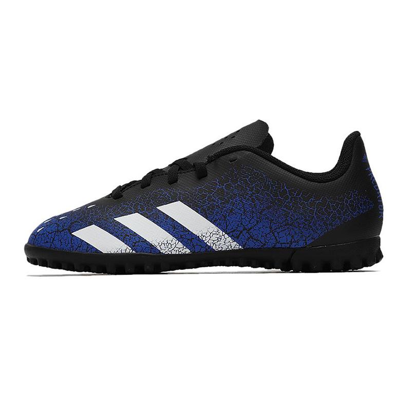 阿迪达斯ADIDAS 儿童 2021春季新款TF碎钉训练比赛足球鞋 FY0635
