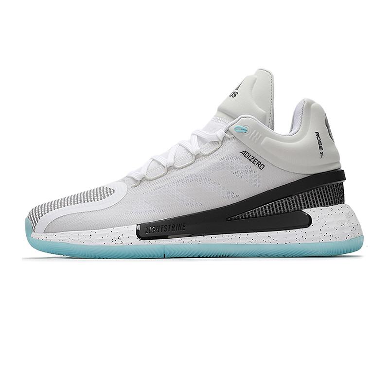阿迪达斯ADIDAS 男女 2021春季新款Rose 11罗斯11签名款篮球鞋 FX6539