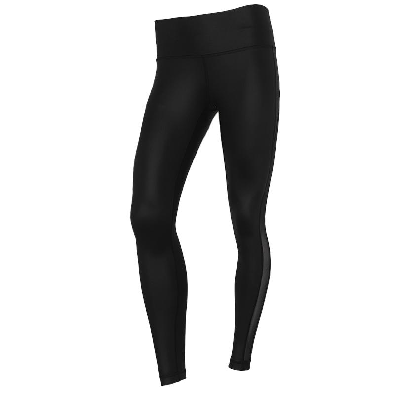 阿迪达斯adidas 女装 运动健身跑步训练紧身长裤 D96050