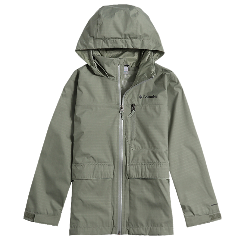 哥伦比亚 儿童 2021春季新款户外运动休闲时尚夹克外套 WB0040348