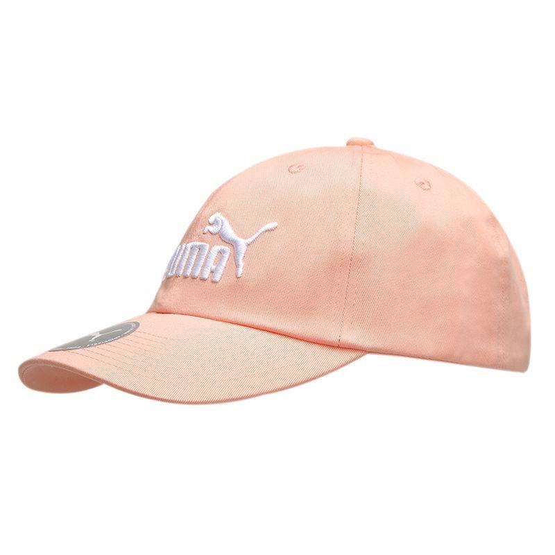 彪马PUMA  男女 百搭运动帽粉色棒球帽 022416-34
