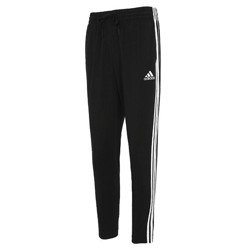 阿迪达斯ADIDAS 男装 2021春季新款跑步训练运动型格针织长裤 GK8995