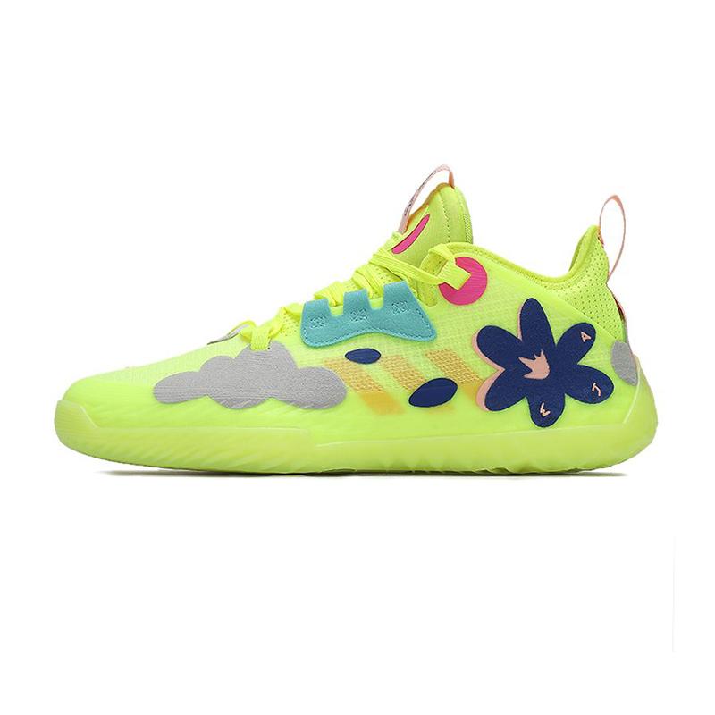 阿迪达斯ADIDAS 男鞋 2021春季新款哈登运动篮球鞋 FY2118
