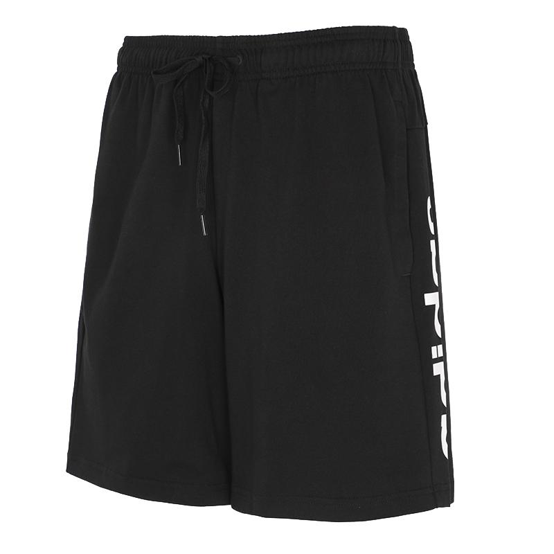 阿迪达斯Adidas  男子 针织休闲运动五分裤  DQ3109
