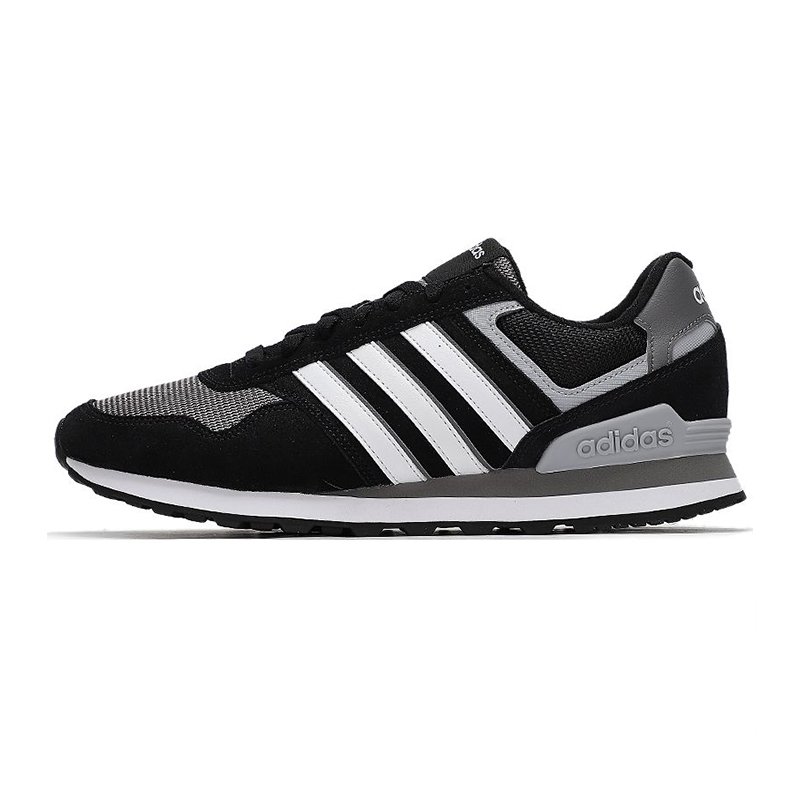 阿迪达斯生活Adidas NEO 2021新款10K耐磨减震运动休闲鞋跑步鞋 GZ8594