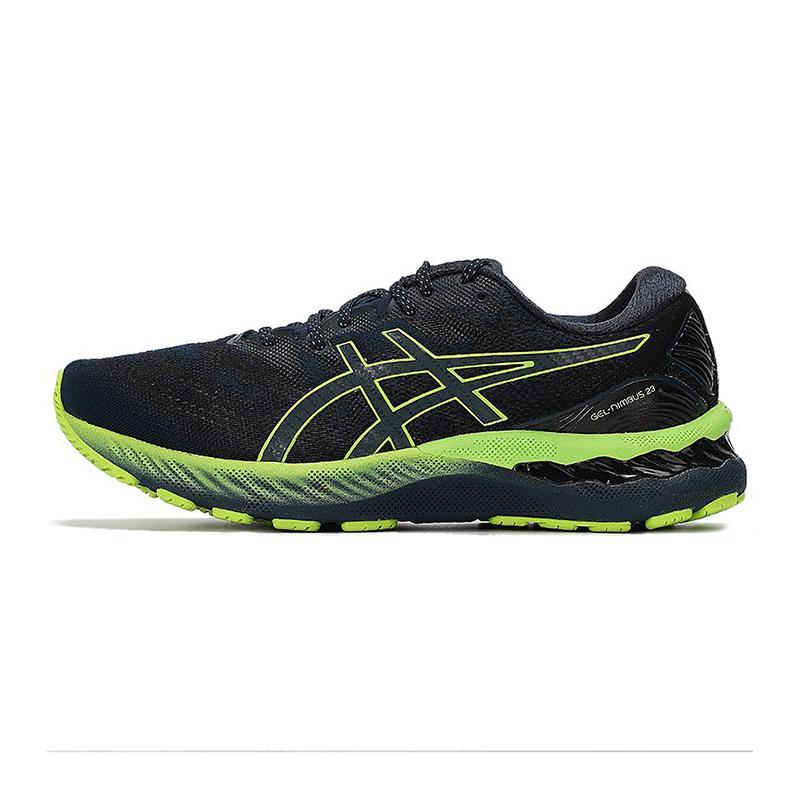 亚瑟士ASICS 男鞋 2021新款GEL-NIMBUS 23透气减震运动鞋N23慢跑鞋 1011B007-400