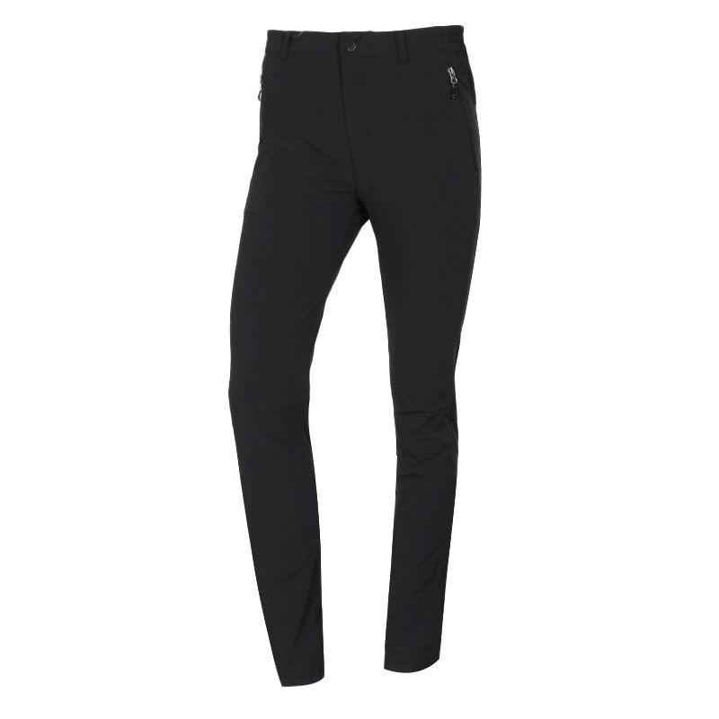 探路者 TOREAD 女子 户外运动裤弹力舒适透气徒薄款跑步长裤 KAMH82214-G01X