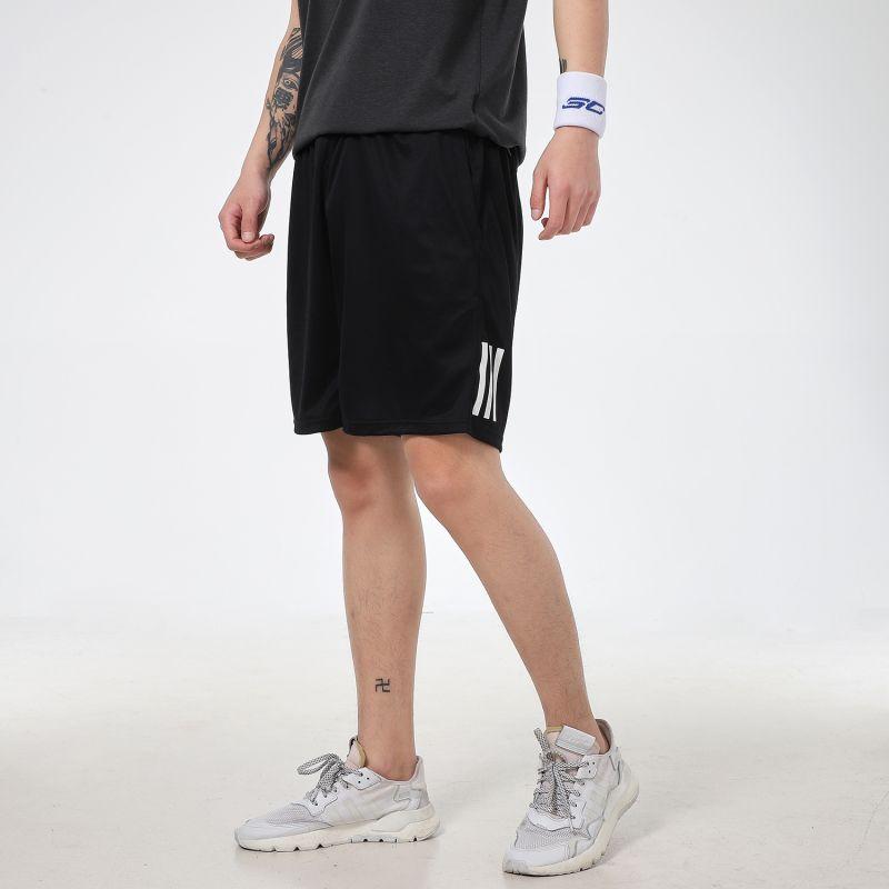 阿迪达斯ADIDAS 男装 2021夏季新款运动跑步训练健身舒适透气休闲梭织短裤 GH7672 (尺码偏大)