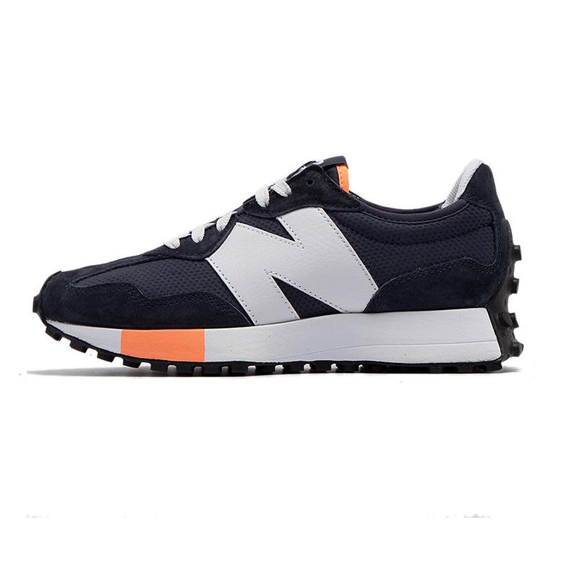 NEW BALANCE 男女 2021夏季新款复古时尚轻便跑步鞋休闲鞋子 MS327VC1-D
