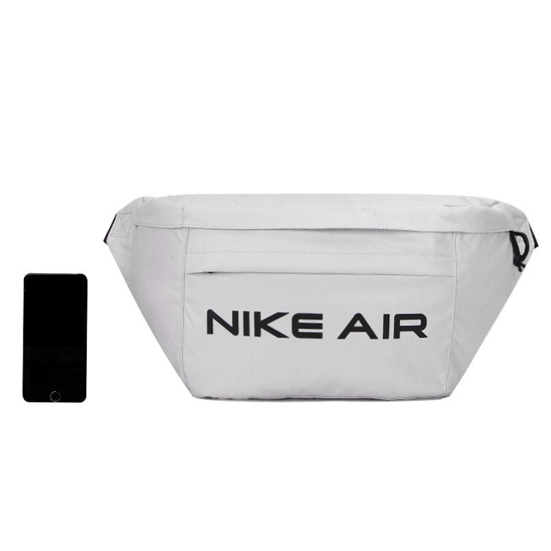 耐克NIKE 男女 2021春季新品运动休闲大容量腰包斜挎胸包单肩包 DC7354-025