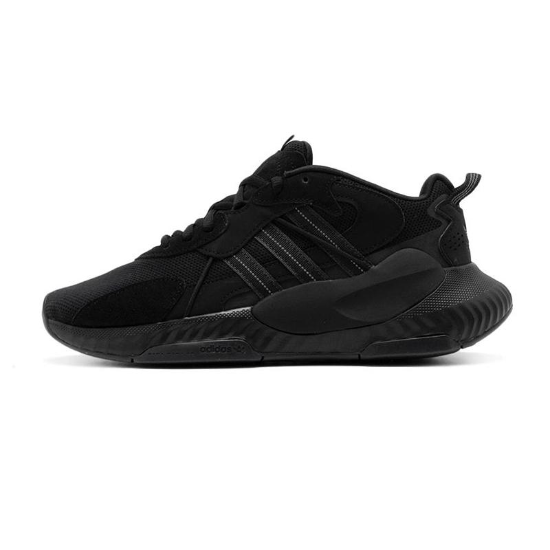 阿迪达斯三叶草ADIDAS 男女 2021夏季新品运动鞋复古时尚耐磨老爹鞋子低帮透气板鞋 H69039