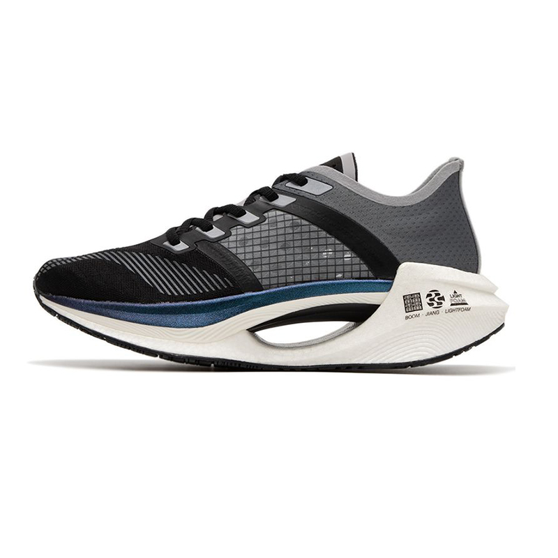李宁LI-NING 男子 2021年夏季新款绝影游侠弹速Essential跑步鞋 ARHR121-5