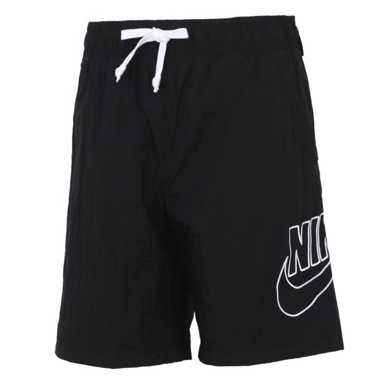 耐克NIKE 男子 2021夏季新款运动裤训练健身跑步梭织五分裤宽松休闲透气短裤 DB3811-010