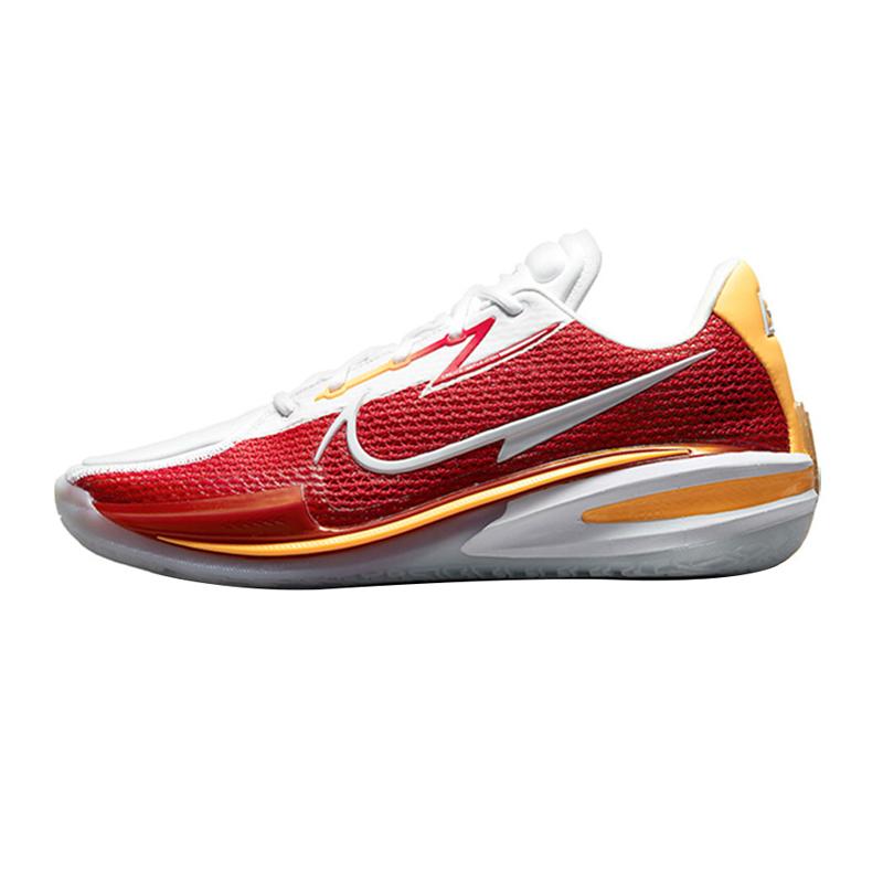 耐克NIKE 男子 2021夏季AIR ZOOM G.T. CUT E运动舒适缓震篮球鞋 CZ0176-100