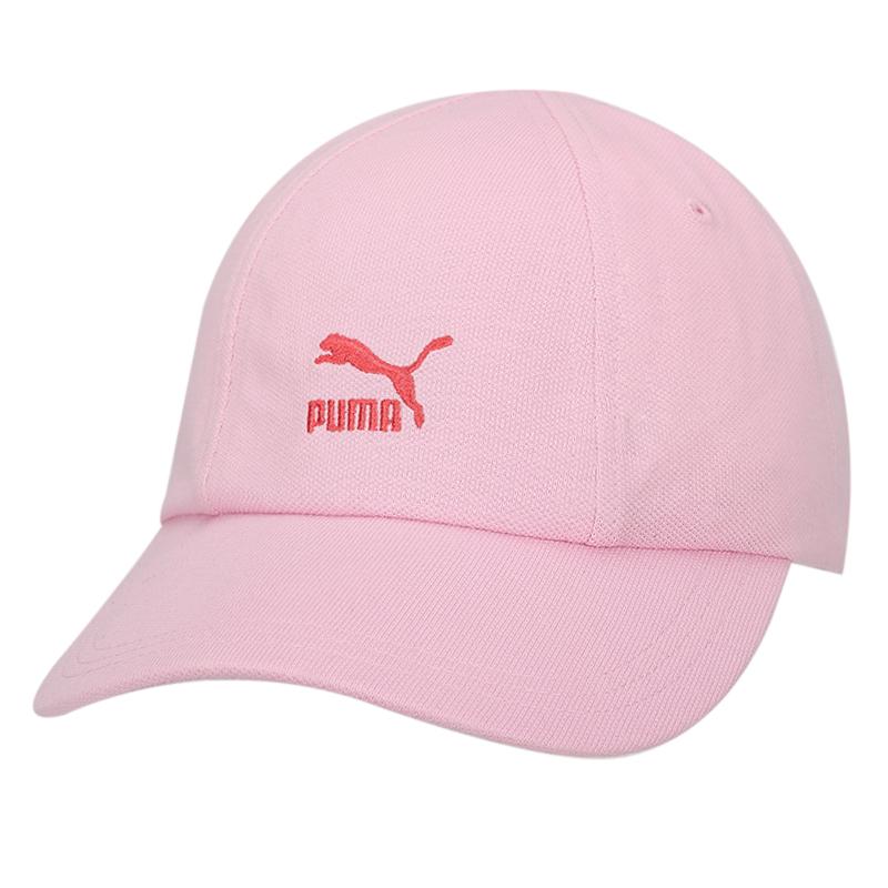 彪马PUMA 女子 2021春季新款运动帽户外旅游登山时尚遮阳棒球休闲帽情侣鸭舌帽 021980-01