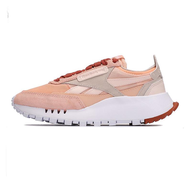 锐步Reebok  女子 2021夏季新款运动鞋时尚缓震透气休闲鞋舒适耐磨跑步鞋  FZ2906