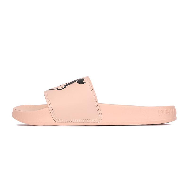 NEW BALANCE 女子 2021夏季新款运动鞋潮流沙滩舒适休闲凉鞋时尚拖鞋 SWF200NP-B