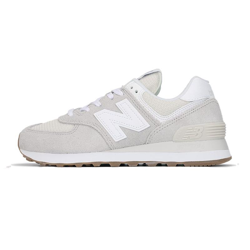NEW BALANCE 女子 2021春季新款运动鞋复古鞋休闲运动鞋跑步鞋出游舒适学生休闲鞋 WL574PC2-B