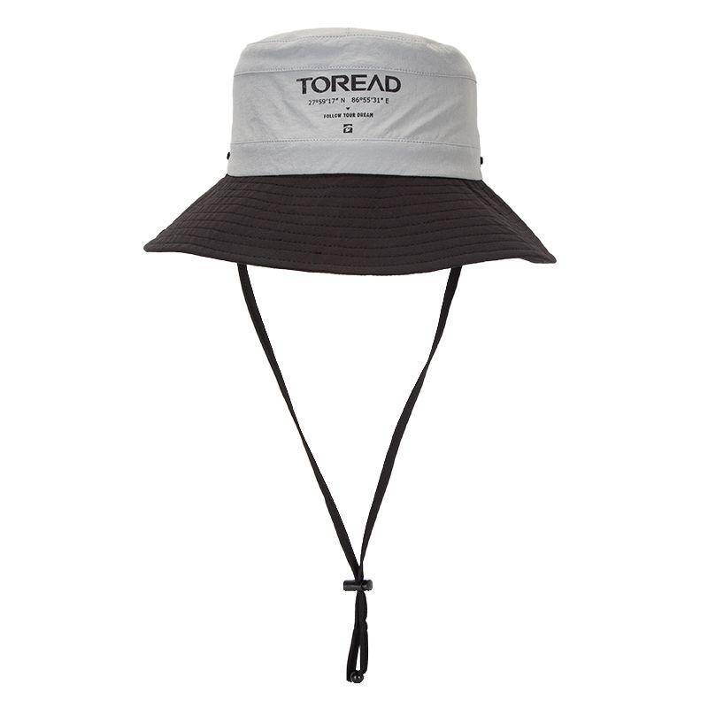 探路者TOREAD 男女 速干徒步登山透气防晒遮阳休闲帽 TELI80765-G05G
