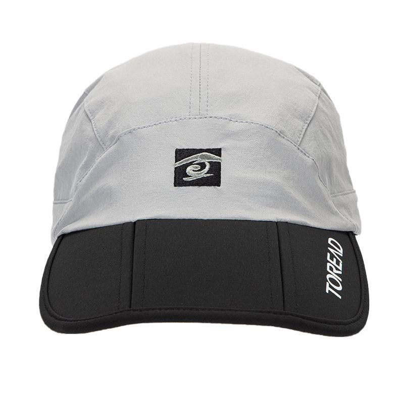 探路者TOREAD 男女 速干徒步登山透气防晒遮阳休闲帽 TELI80768-G05G