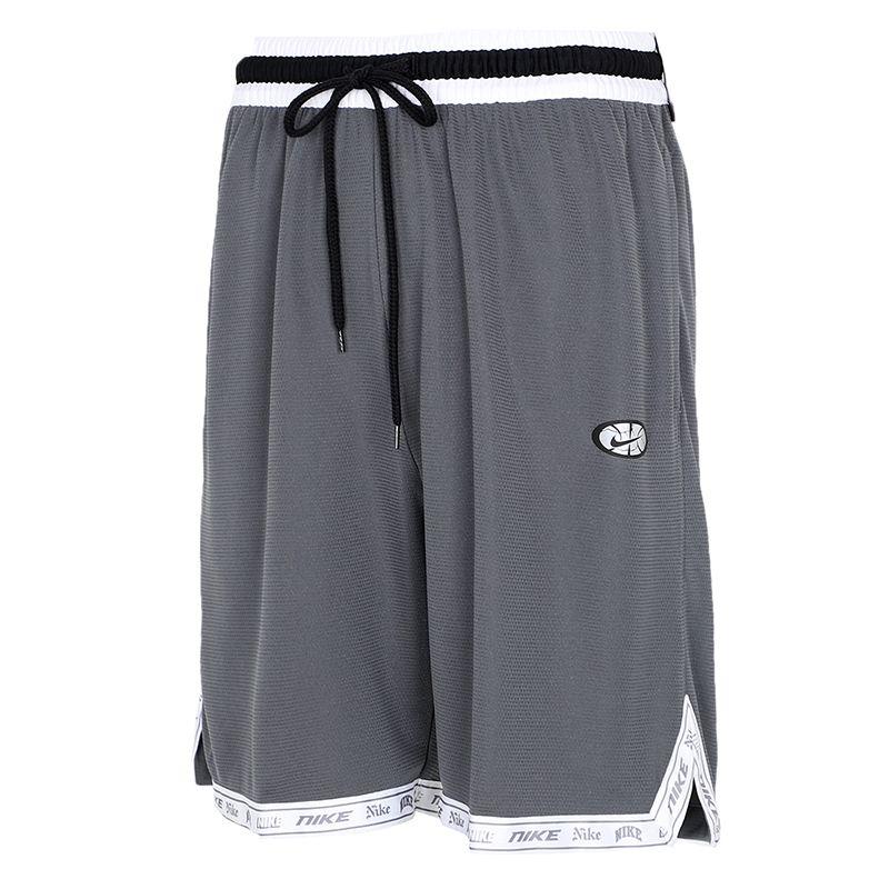 耐克NIKE 男子 2021夏季新款运动裤跑步训练篮球裤子休闲透气针织五分裤 CV1922-021