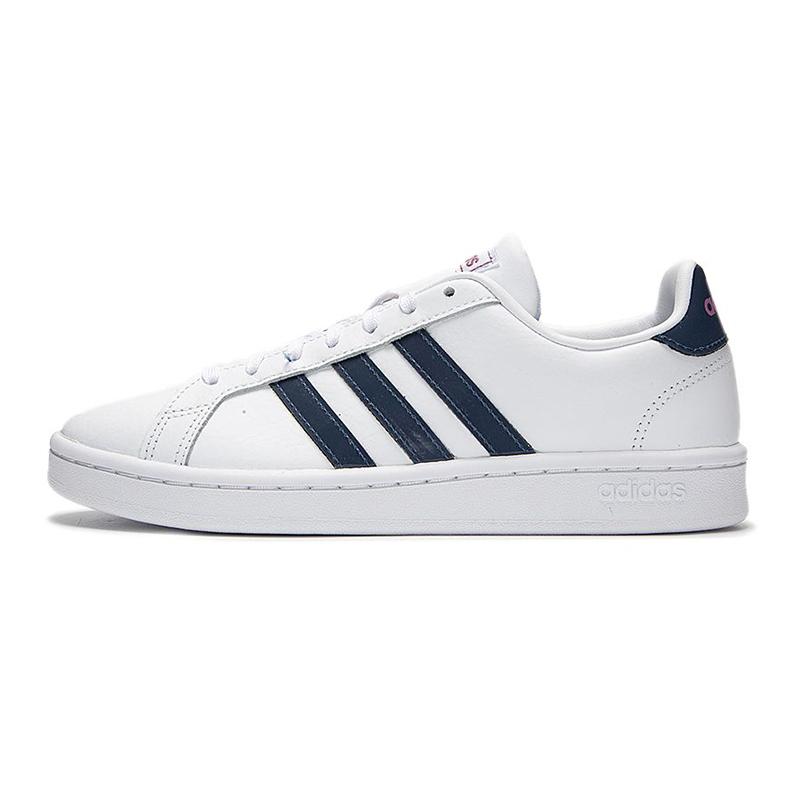 阿迪达斯生活Adidas NEO 女子 2021夏季新品运动鞋复古时尚轻质耐磨舒适透气鞋子休闲鞋 FZ4262